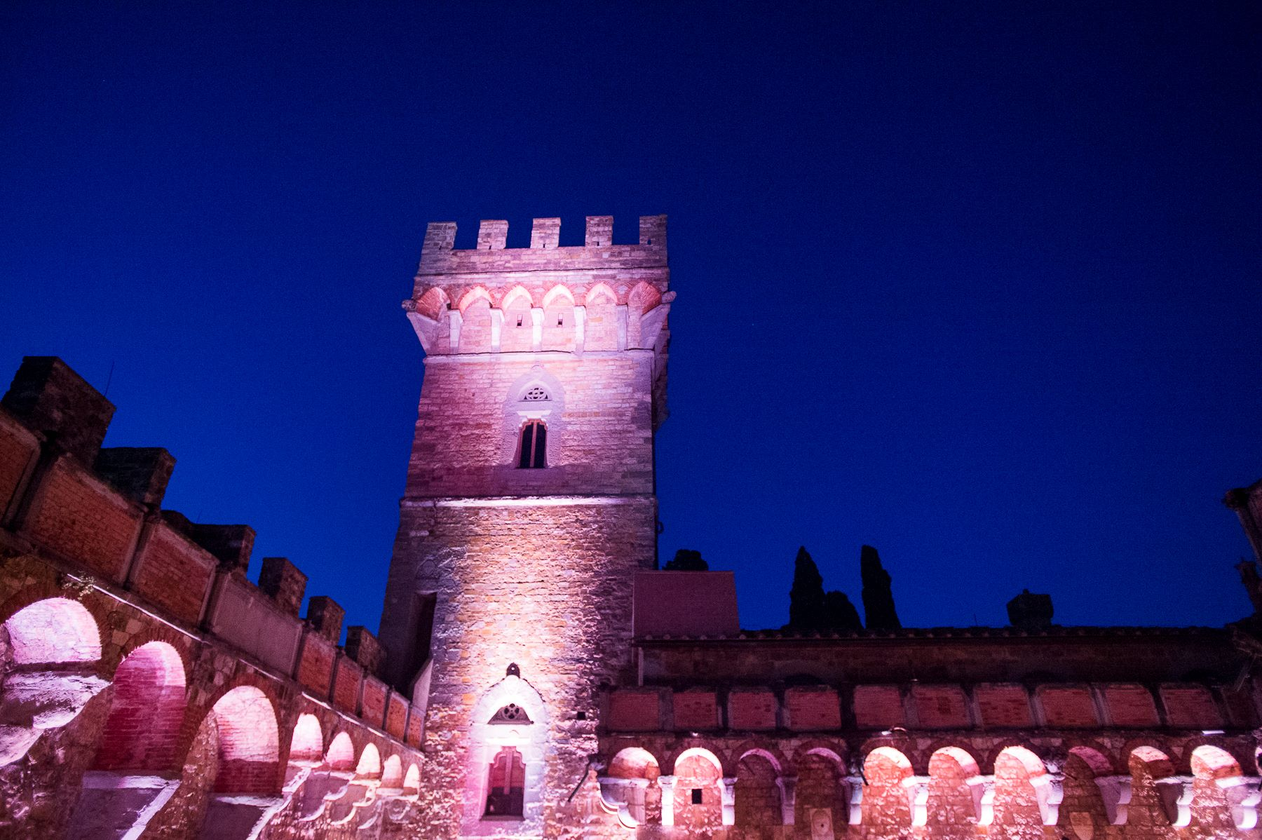 Wedding in a Tuscan castle: your fairytale Day!