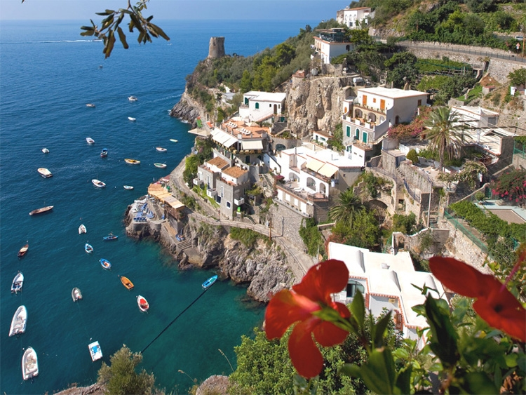 Wedding in Amalfi Coast with Wedding Package in Italy