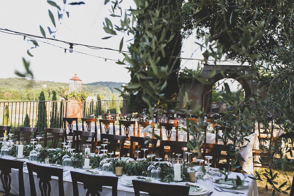 Wedding style – Rustic wedding in Italy